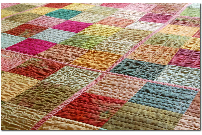 Easy Quilt With Three Fabrics : September 2014 A Life That Honors God